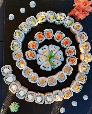 UKIYO SUSHI | Restaurant japonais à Pernes-les-Fontaines